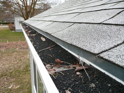 K&H Home Solutions specializes in gutter protection systems.