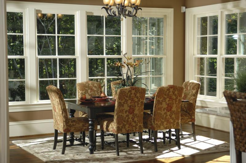 K&H Home Solutions specializes in double hung window installation