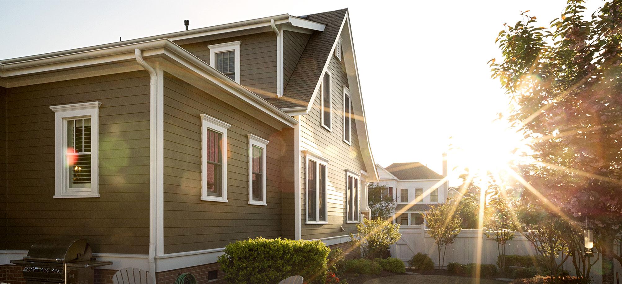 Steel Siding Installtion For Denver Co K Amp H Home Solutions