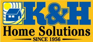 K&H Home Solutions Logo
